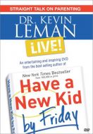 Dr Kevin Leman Live!  Straight Talk On Parenting DVD