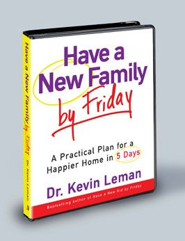 Have a New Family By Friday Video Series