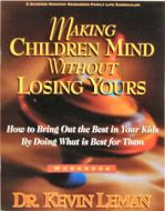 Making Children Mind without Losing Yours Student Workbook