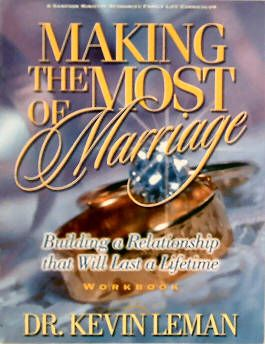 Making The Most of Marriage Student Workbook